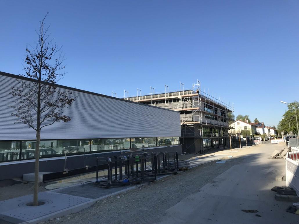 Eindrücke unserer neuen Schule
