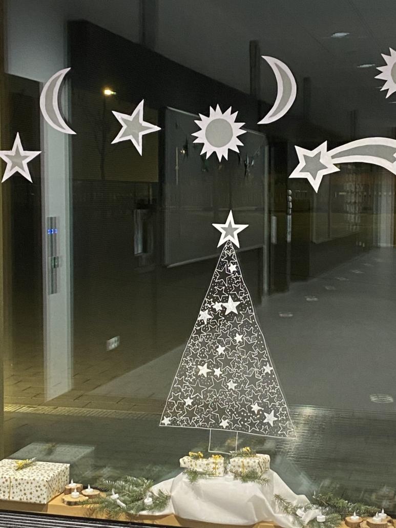 Weihnachten an der Schule